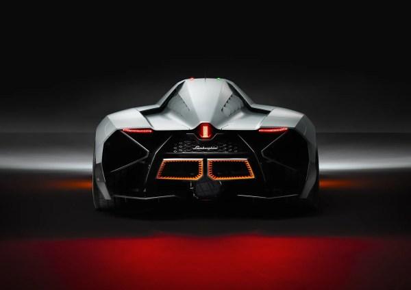 Lamborghini Egoista Top Speed Year Of Clean Water