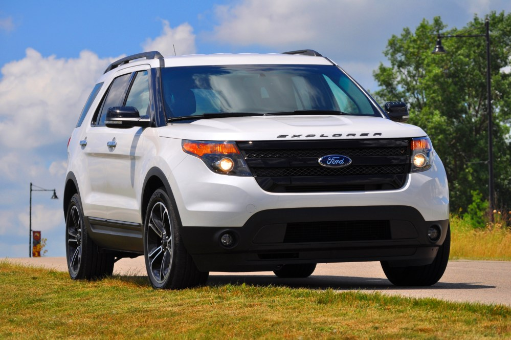 medium resolution of 2014 ford explorer sport top speed