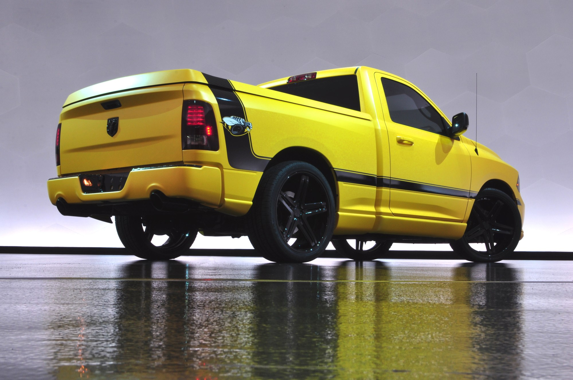 hight resolution of 2014 ram 1500 rumble bee concept top speed
