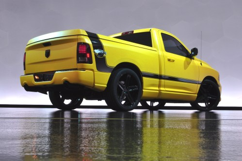 small resolution of 2014 ram 1500 rumble bee concept top speed