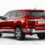 2014 Ford Everest Concept Top Speed