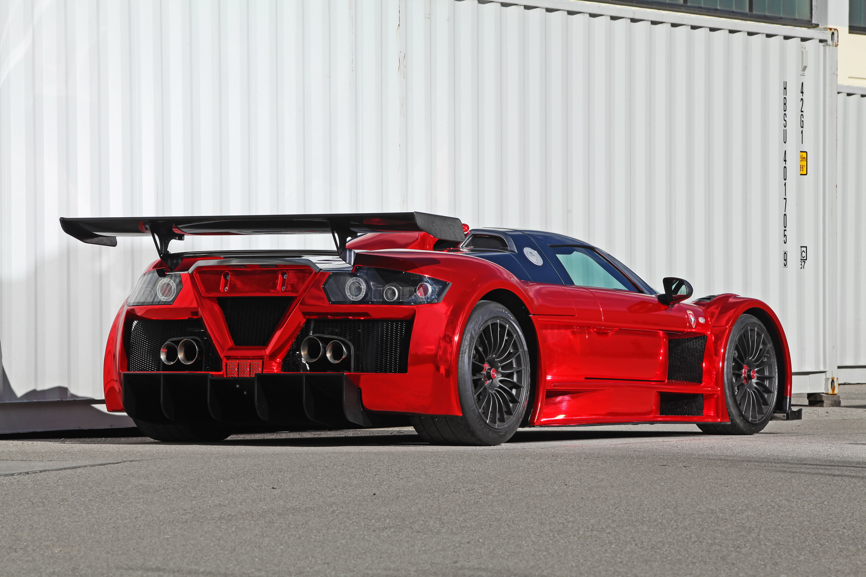All In One Super Cars Wallpapers 2013 Gumpert Apollo S Ironcar By 2m Designs Review Top Speed