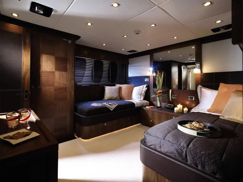 2014 Sunseeker 40 Metre Yacht Review Top Speed