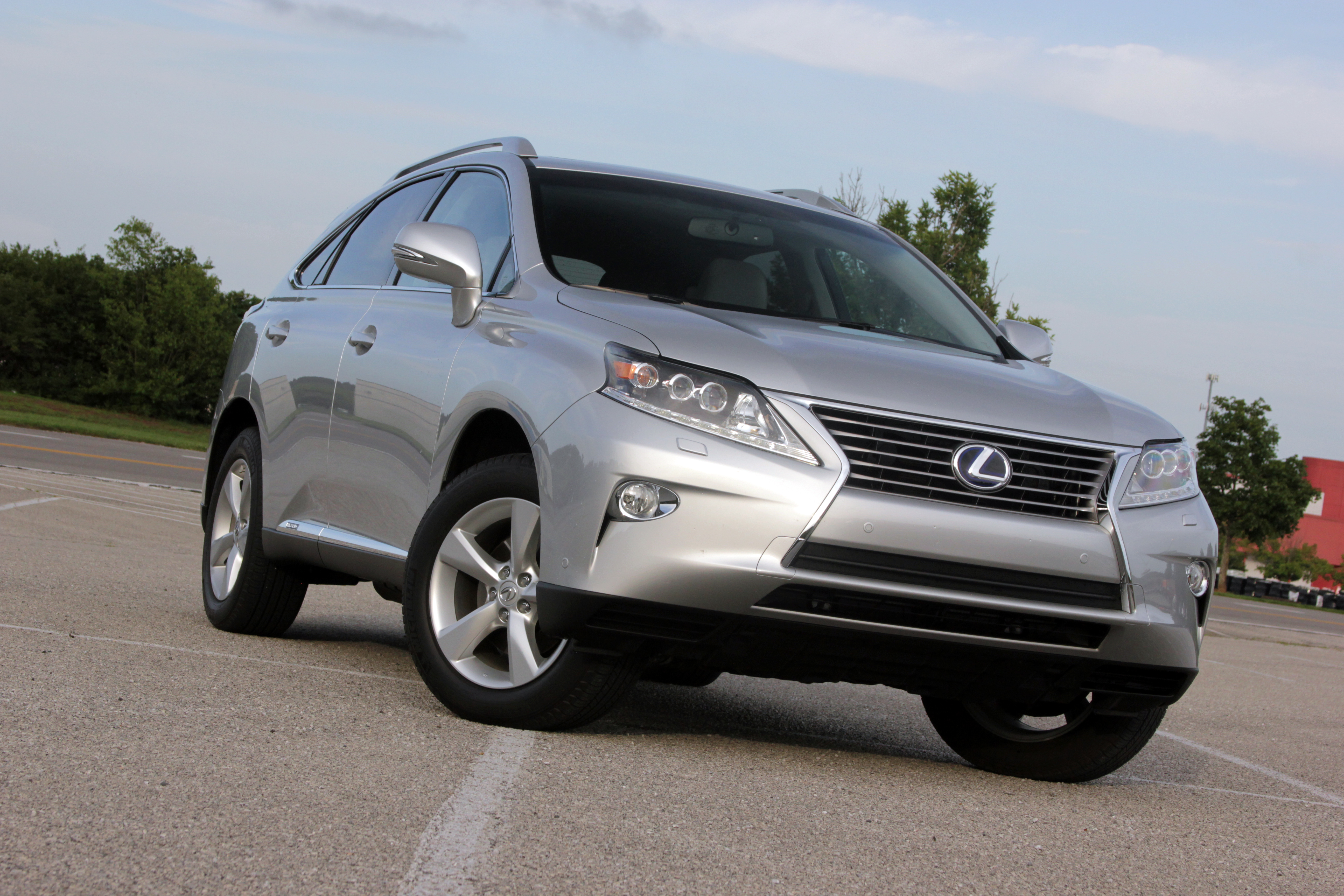 2015 Lexus RX 450h Driven Review Top Speed