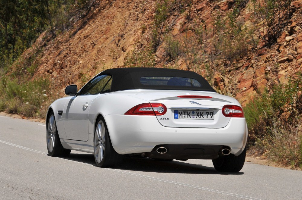 medium resolution of 2009 2015 jaguar xk convertible top speed