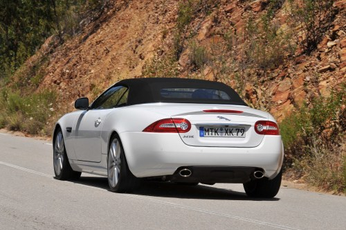 small resolution of 2009 2015 jaguar xk convertible top speed