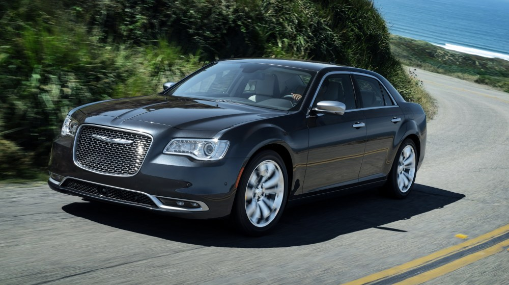 medium resolution of chrysler 300 reviews specs prices photos and videos top speed