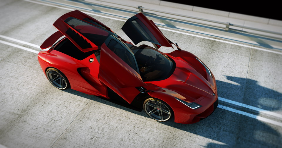 2016 Exotic Rides W70 Review Top Speed
