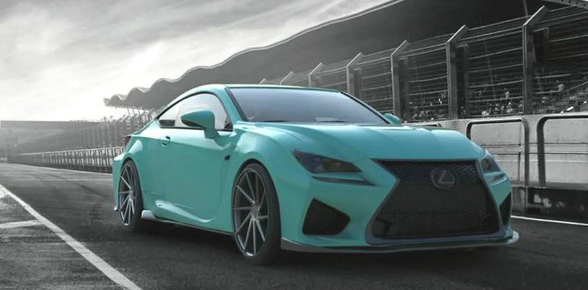 2015 Lexus RC F By VIP Auto Salon  Top Speed