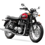 2015 Triumph Bonneville T100 Top Speed