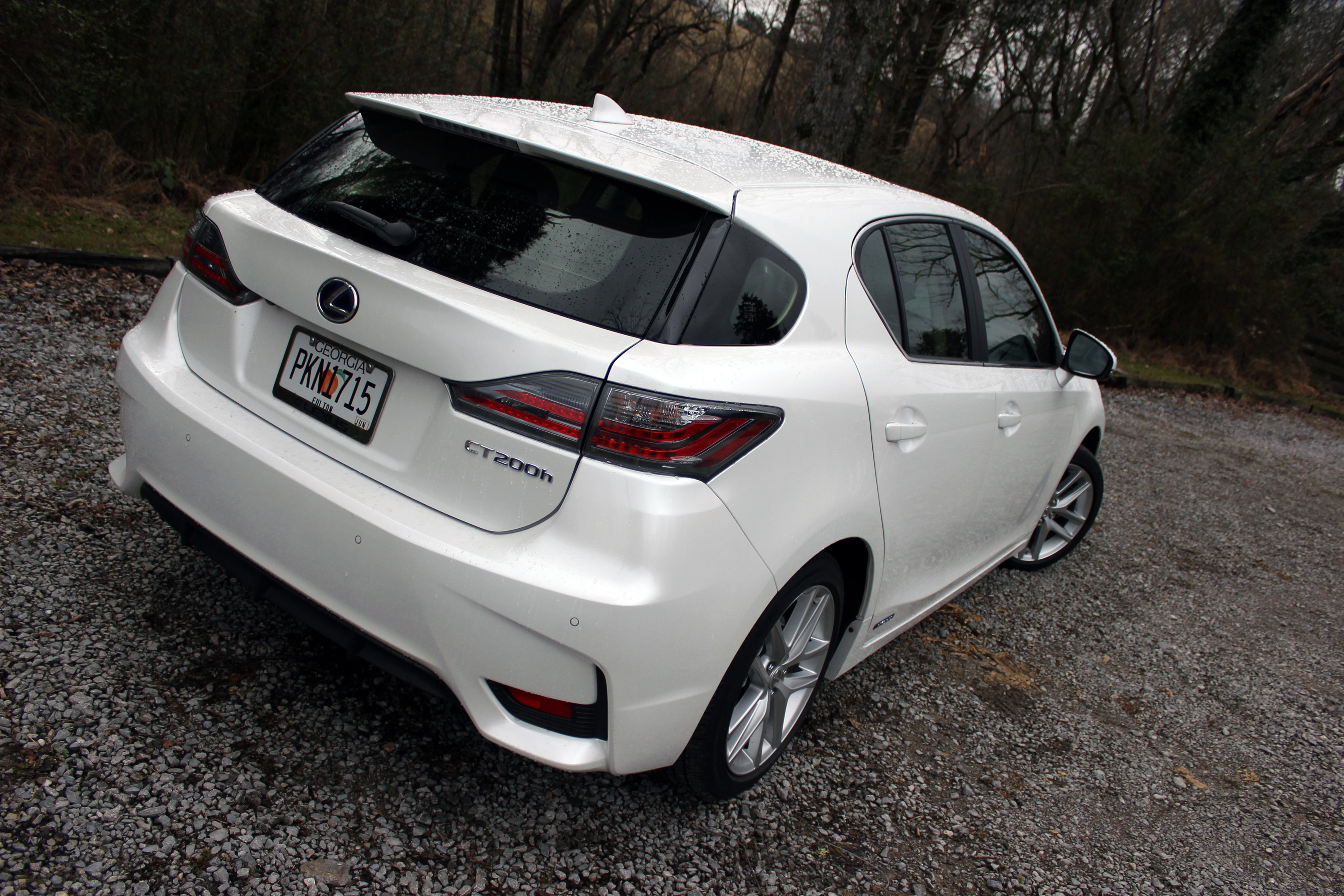2015 Lexus CT 200h Driven Review Top Speed