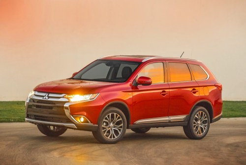 small resolution of 2016 mitsubishi outlander top speed