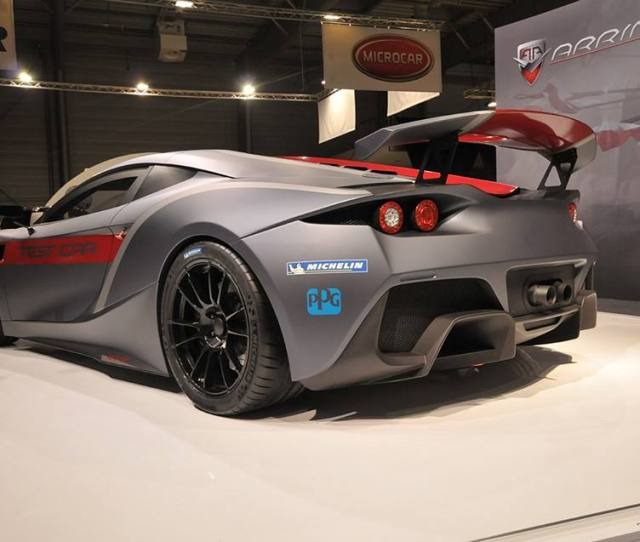 Arrinera Hussarya Race Car Top Speed