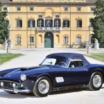 1961 Ferrari 250 Gt Swb California Spider By Scaglietti Top Speed