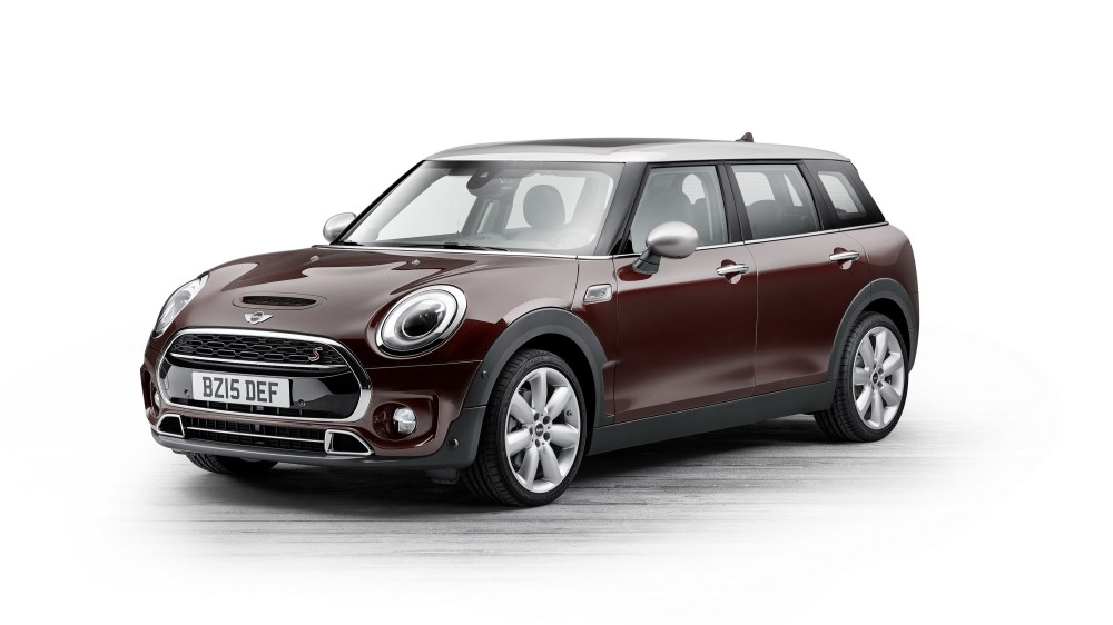 medium resolution of mini clubman reviews specs prices photos and videos top speed