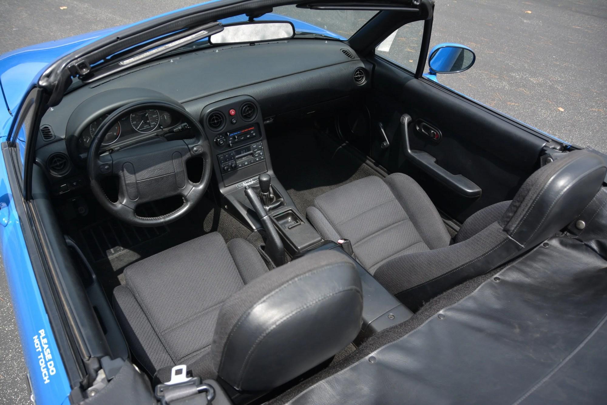 hight resolution of 1990 mazda mx 5 miata driven top speed
