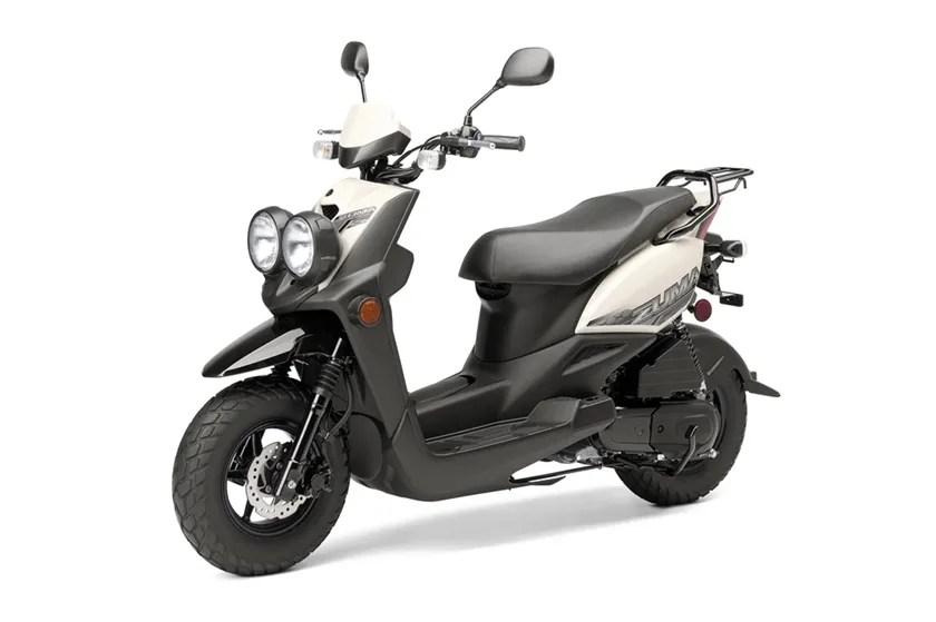 2016 - 2018 yamaha zuma 50f / zuma 50fx top speed