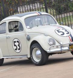 original herbie sells for 86 250 at new york auction [ 2500 x 1712 Pixel ]
