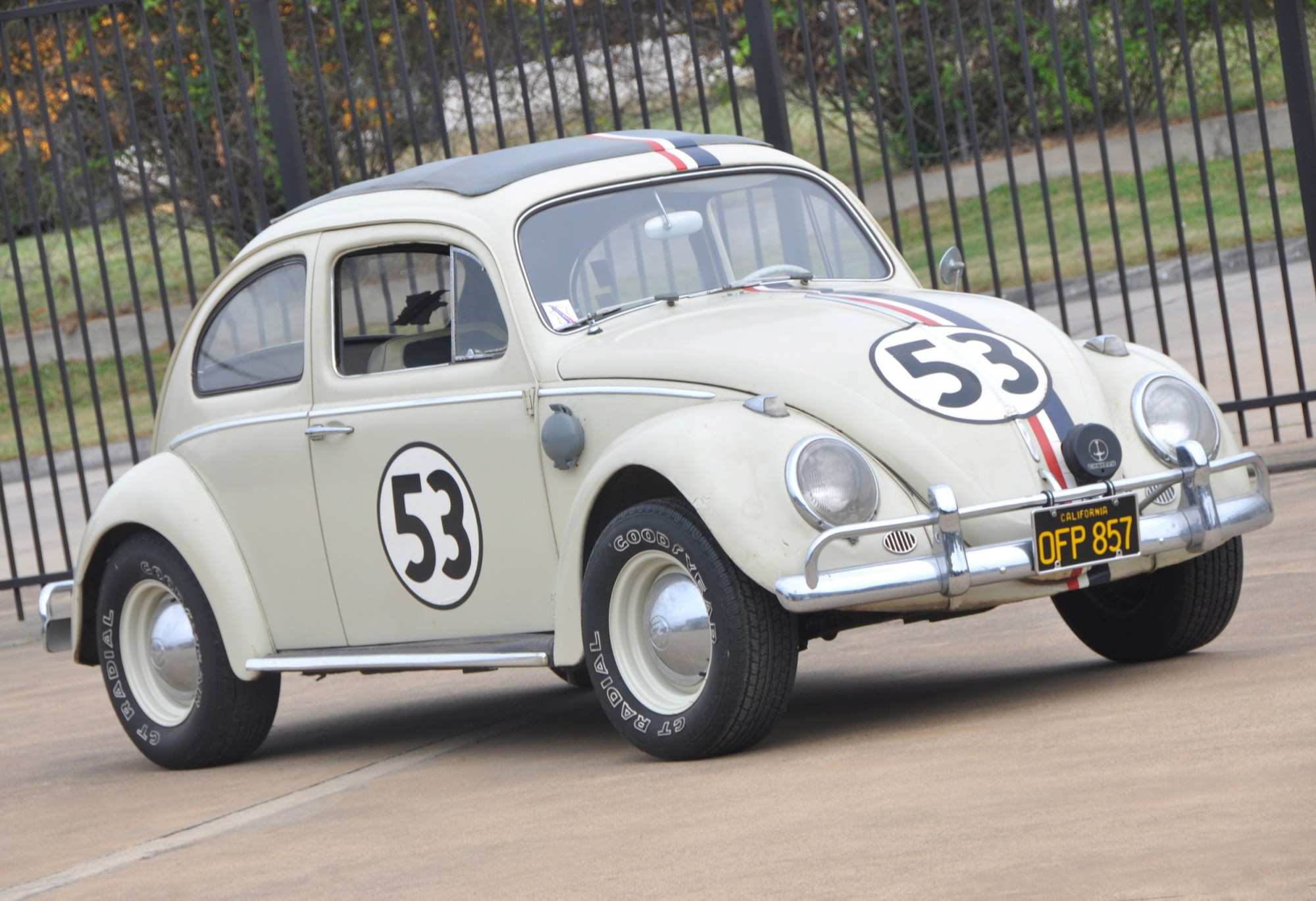 hight resolution of original herbie sells for 86 250 at new york auction