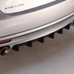 Toyota Yaris Trd Exhaust Spesifikasi Grand New Avanza Tipe E 2016 2015 Avalon Sema Edition Top Speed