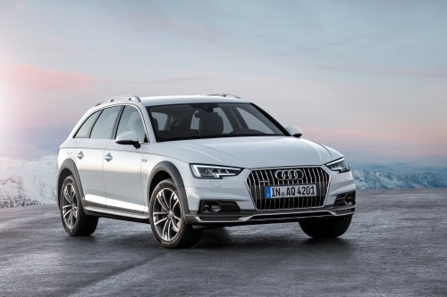 small resolution of 2017 2018 audi a4 allroad quattro top speed