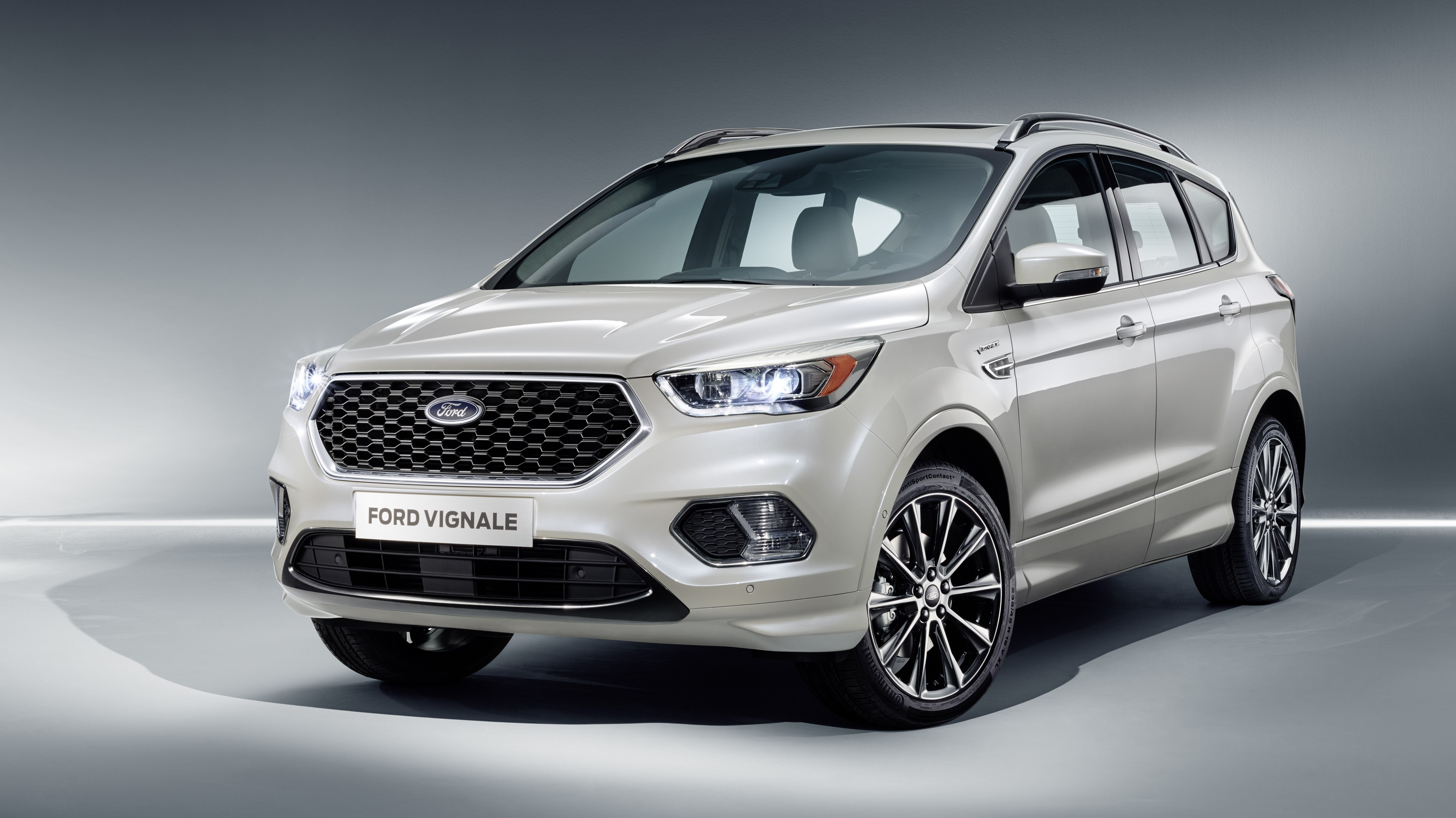 2016 Ford Kuga Vignale Concept Pictures Photos Wallpapers Top Speed