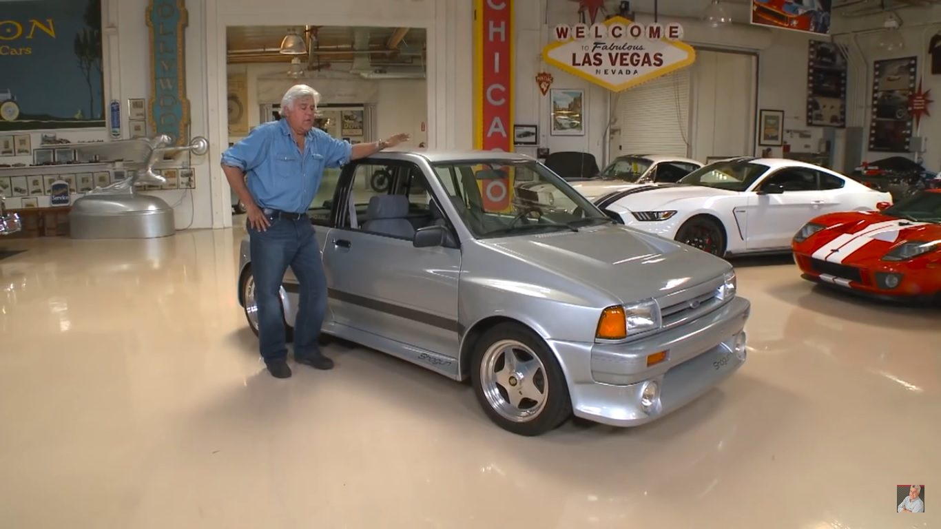 Jay Leno Garage