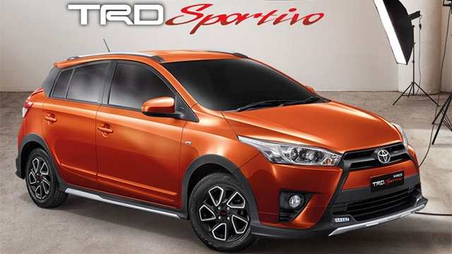 new yaris trd youtube all kijang innova 2016 toyota sportivo top speed