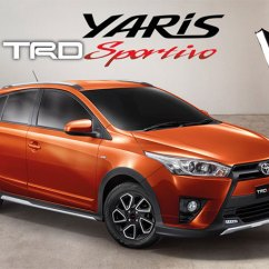 Toyota Yaris Trd Jual All New Camry 2016 Sportivo Top Speed