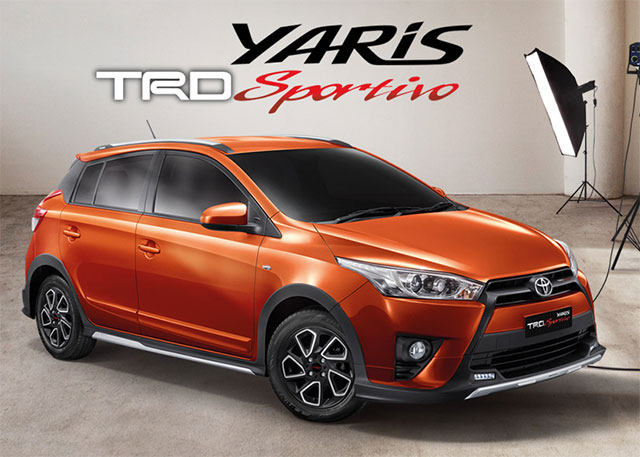 new yaris trd grand avanza silver 2016 toyota sportivo top speed
