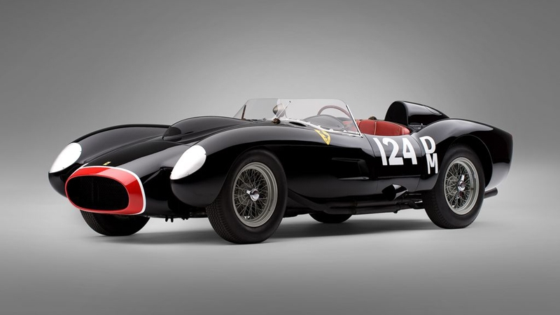 1957 Ferrari 250 Testa Rossa Prototype Pictures Photos Wallpapers