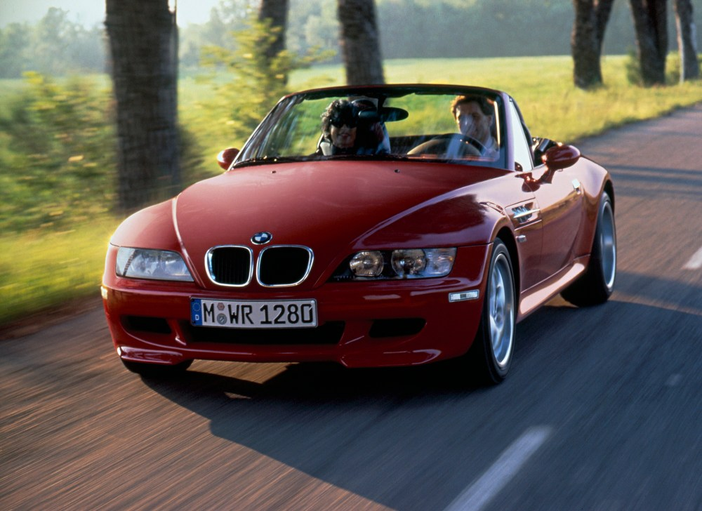medium resolution of 1998 2002 bmw m roadster