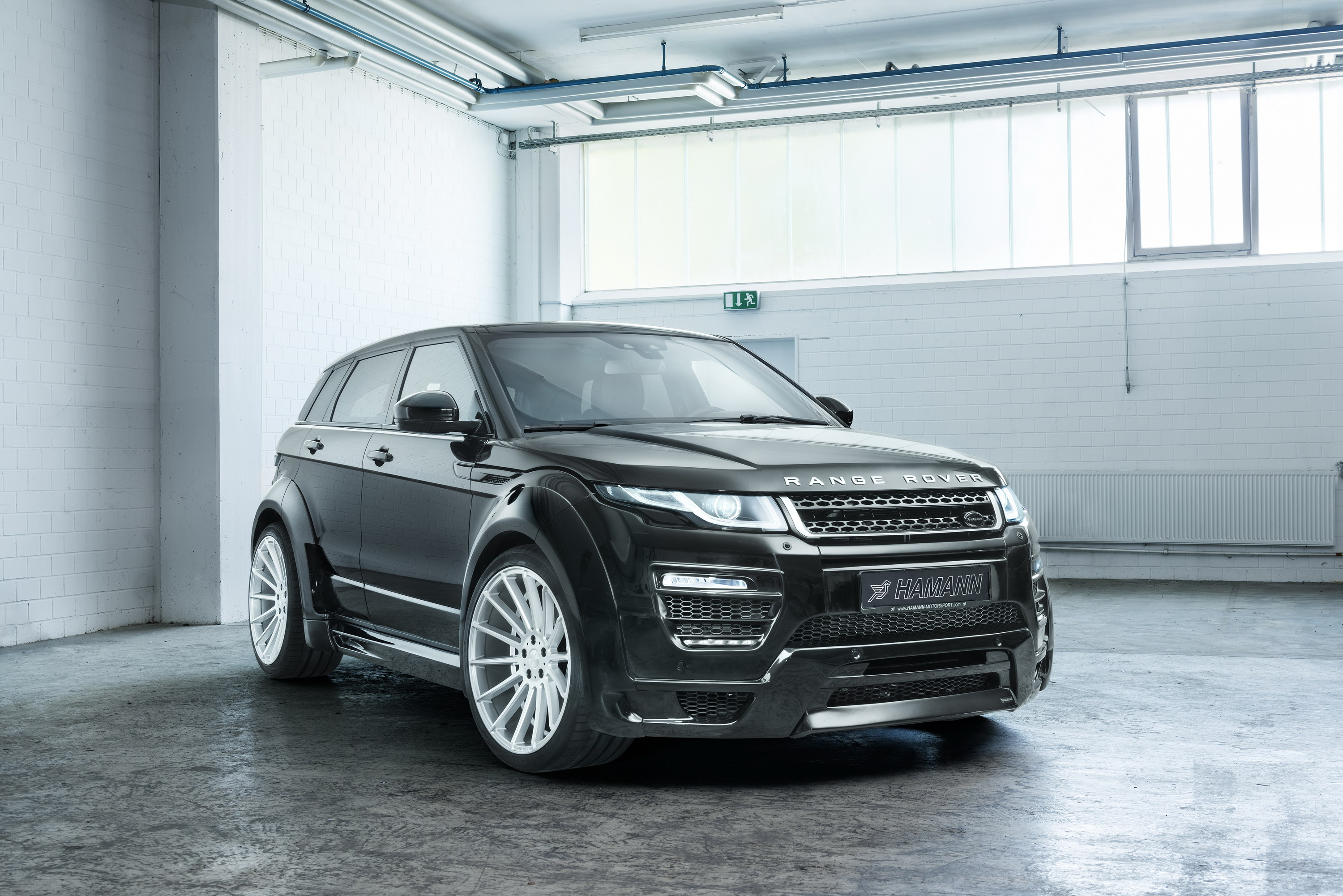 2016 Range Rover Evoque By Hamann Review Top Speed