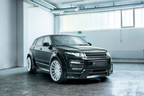 small resolution of 2016 range rover evoque by hamann