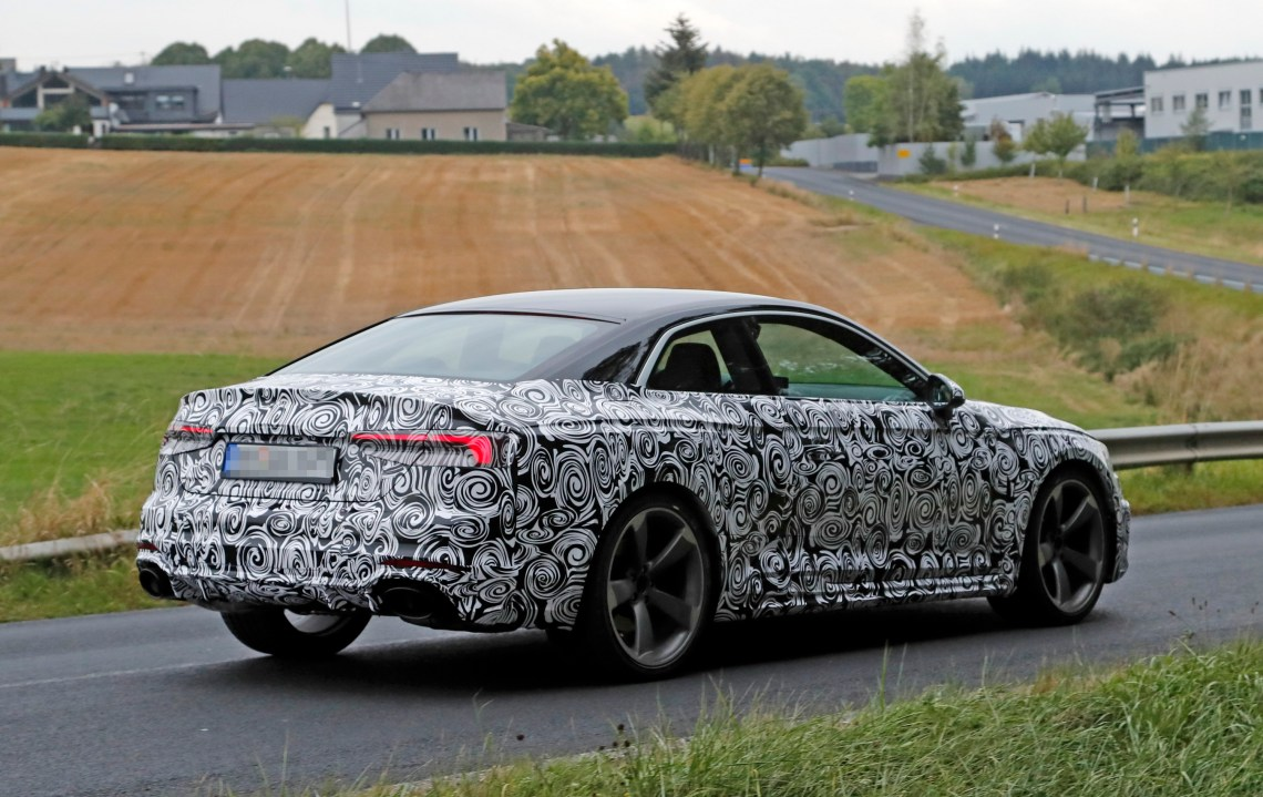 2018 audi rs5 review - top speed