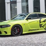 2016 Dodge Charger Srt Hellcat By Geiger Cars Top Speed