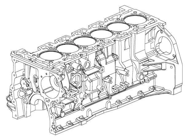 2006 Chevy Trailblazer Power Steering Lines Diagram