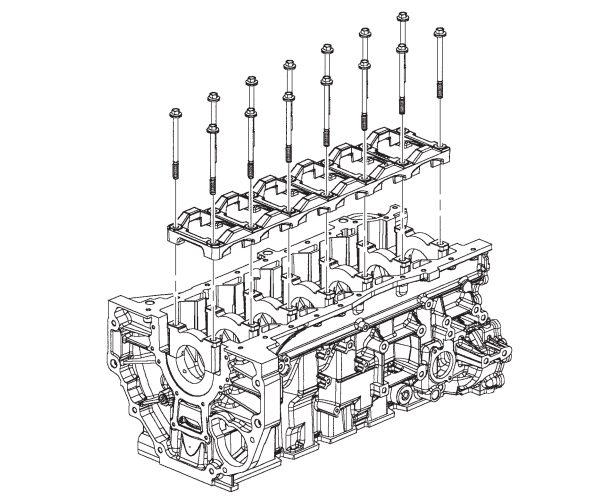 Vortec 4200 Engine Diagram Crank Repment. Catalog. Auto