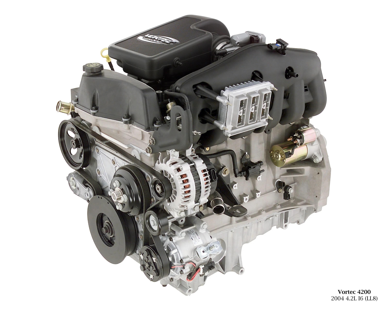 2005 Trailblazer Fuel Pump Wiring Diagram The Forgotten Inline Engine Gm S 4 2 Liter Atlas I 6