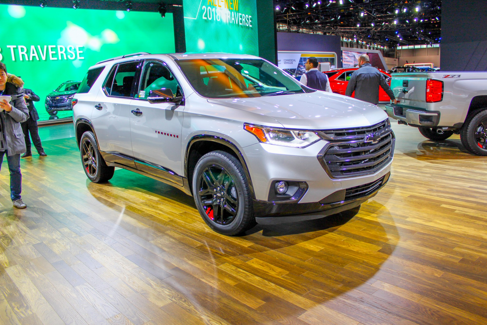 hight resolution of 2017 chevrolet traverse redline edition top speed