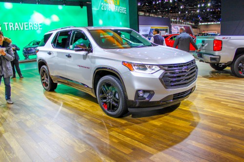 small resolution of 2017 chevrolet traverse redline edition top speed