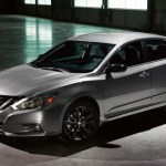 2017 Nissan Altima Sr Midnight Edition Top Speed