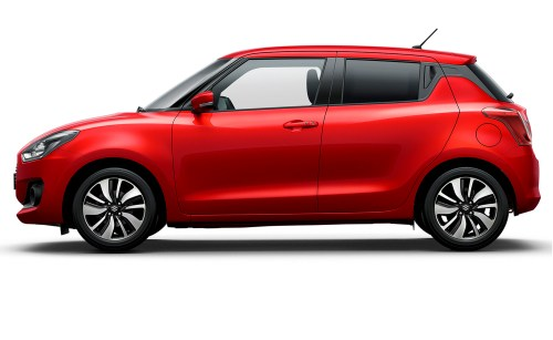 small resolution of the new suzuki swift is lighter and more fuel efficient top speed