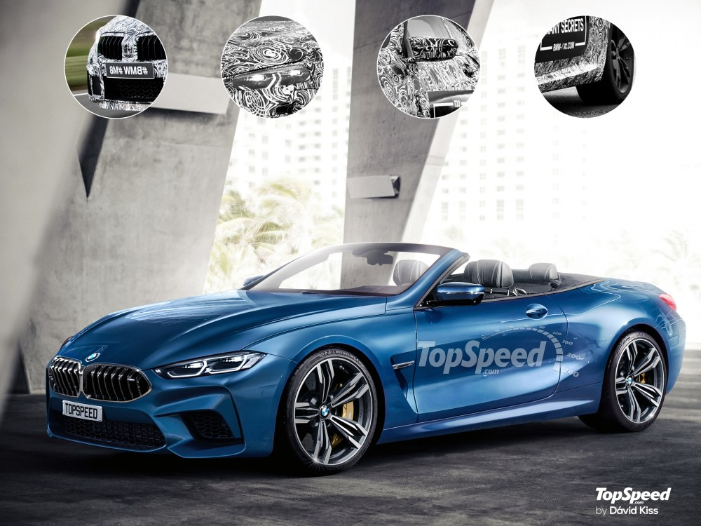 medium resolution of leaked images showcase the 2020 bmw m8 before you re supposed to see it top speed