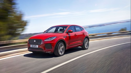 small resolution of jaguar e pace reviews specs prices photos and videos top speed