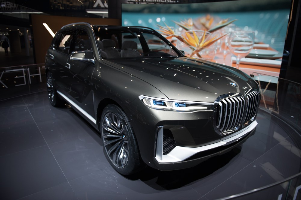 medium resolution of bmw x8 to take on audi q8 and range rover velar in 2020