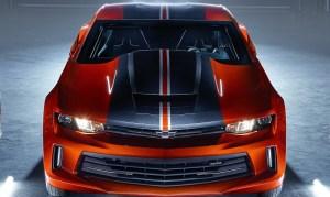 2018 Chevrolet COPO Camaro Pictures, Photos, Wallpapers