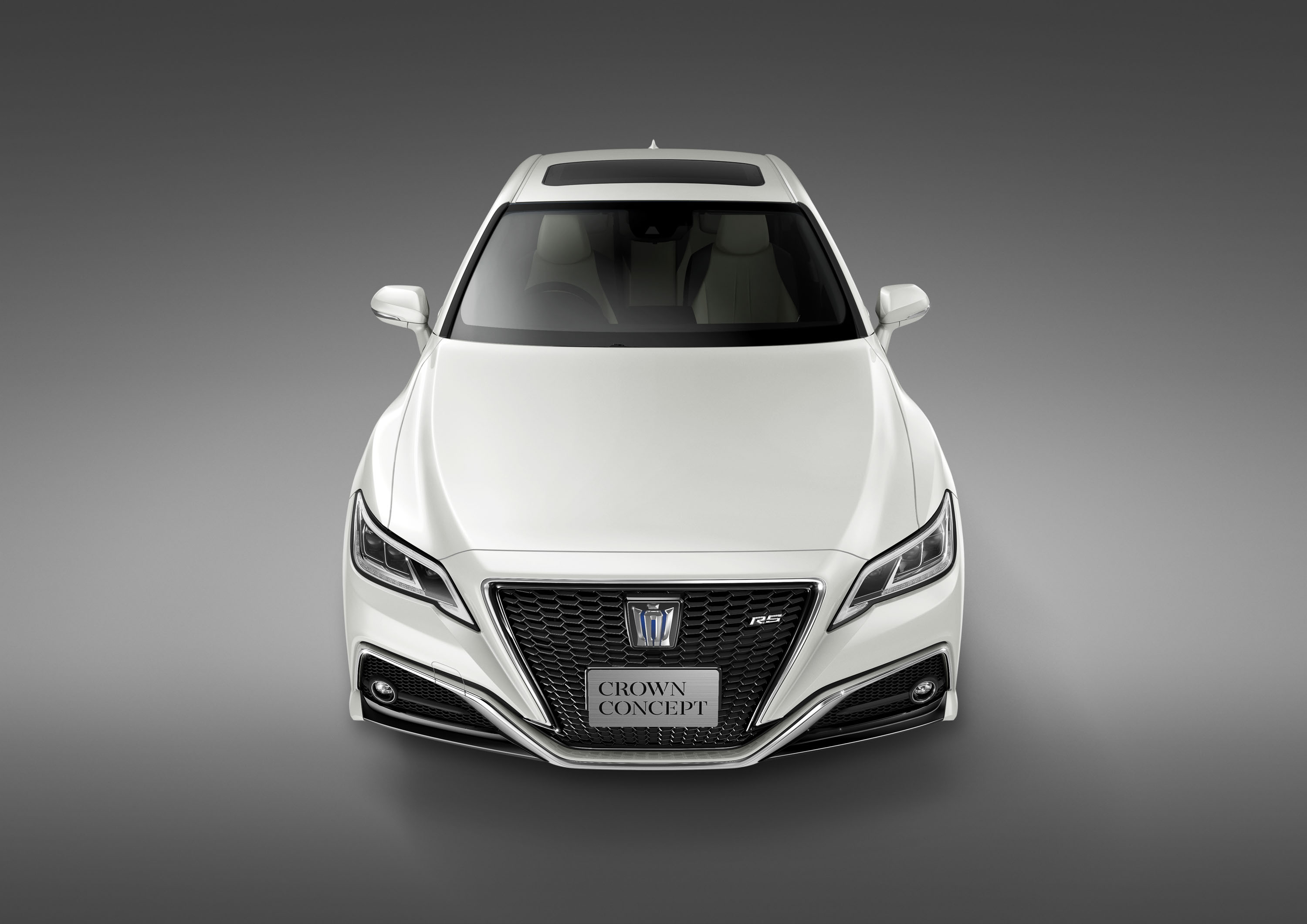 2017 Toyota Crown Concept Review Top Speed