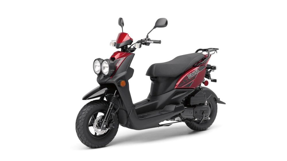 medium resolution of 2016 2018 yamaha zuma 50f zuma 50fx top speed