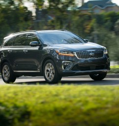 updated kia sorento unveiled in l a with new features diesel engine confirmed top speed [ 3000 x 2000 Pixel ]
